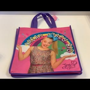 Other - JoJo Siwa Character Tote/Party gift bag